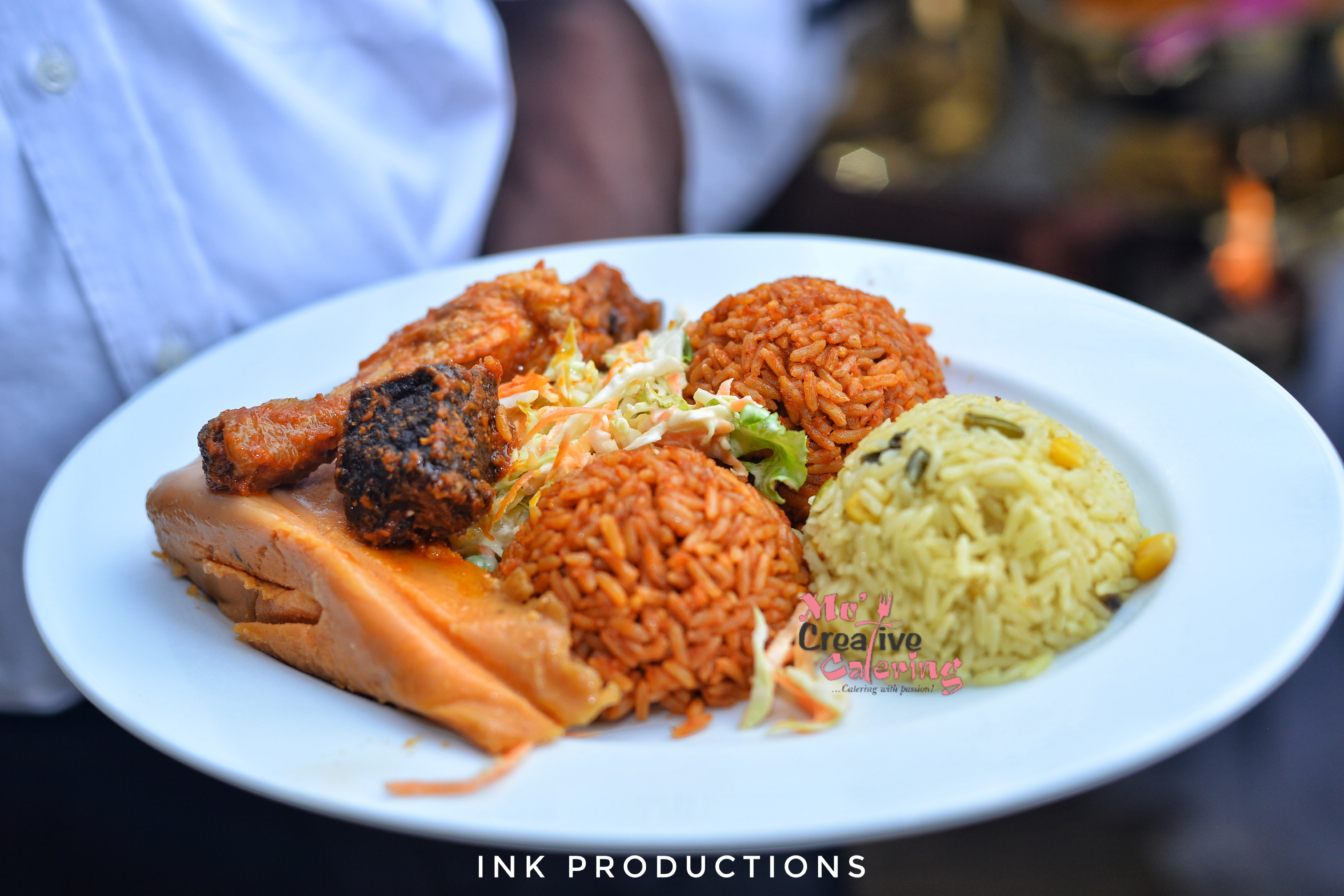 mo creative catering