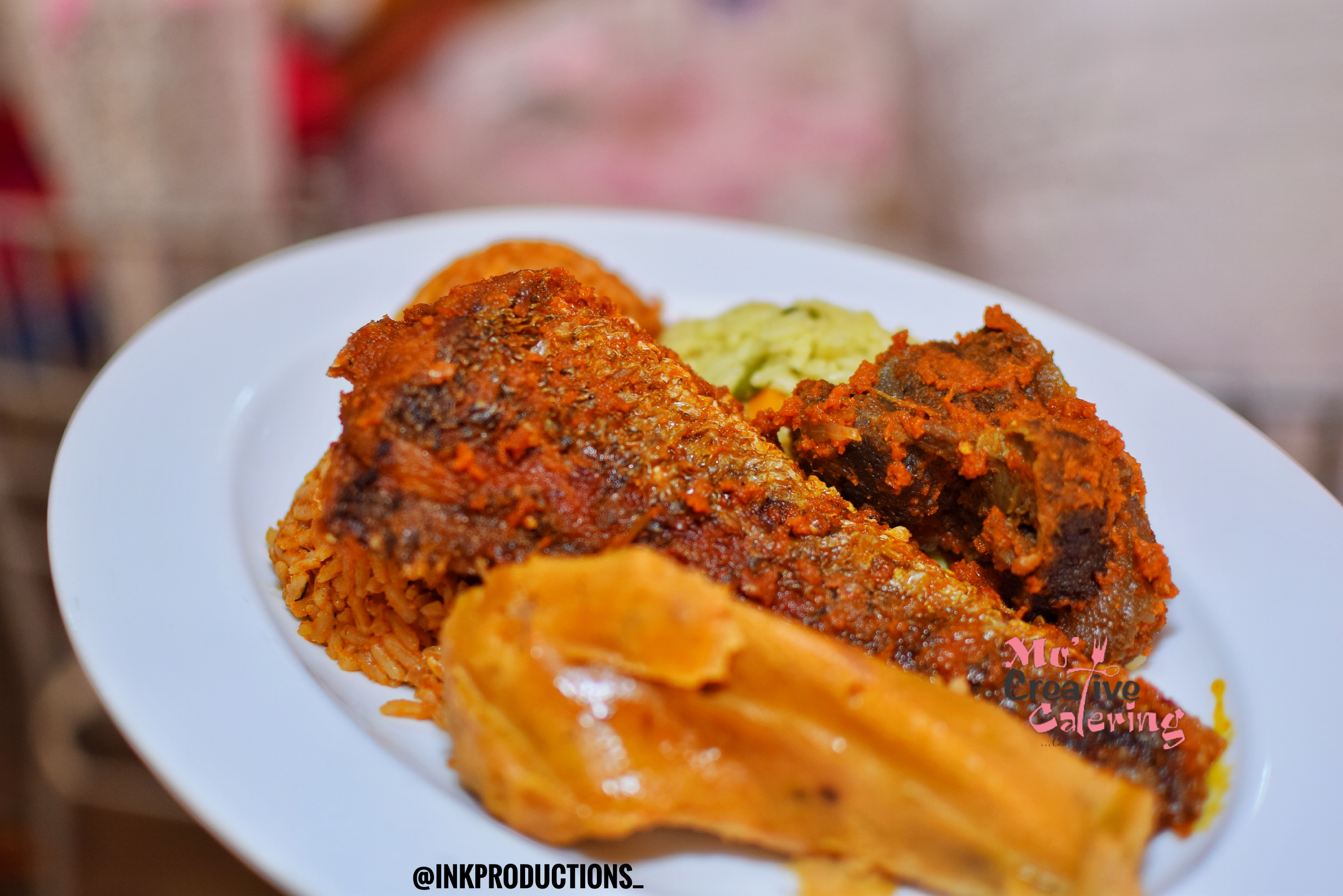 mocreative catering lagos