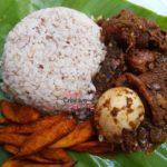 Ofada rice caterer in lagos